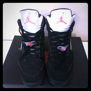 Nike Jordan Retro 5's